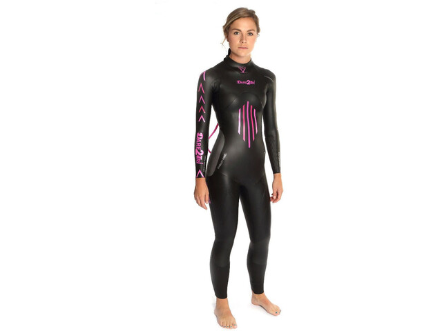 Dare2Tri MACHV.5 Wetsuit Women black